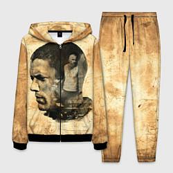 Костюм мужской Prison Break: Scofield Art цвета 3D-черный — фото 1