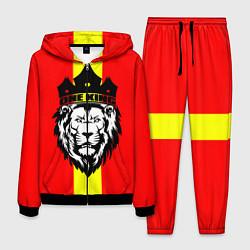 Костюм мужской One Lion King цвета 3D-черный — фото 1