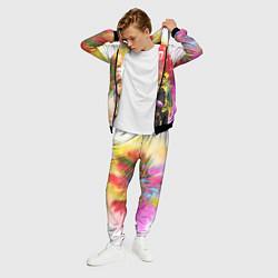 Костюм мужской Coldplay цвета 3D-черный — фото 2