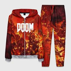 Костюм мужской DOOM: Hellfire цвета 3D-меланж — фото 1