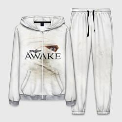 Костюм мужской Skillet: Awake цвета 3D-меланж — фото 1
