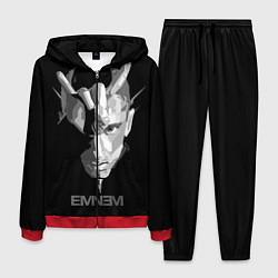 Костюм мужской Eminem B&G цвета 3D-красный — фото 1