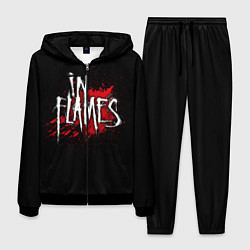 Костюм мужской In Flames цвета 3D-черный — фото 1