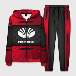 Костюм мужской Daewoo Sport цвета 3D-красный — фото 1