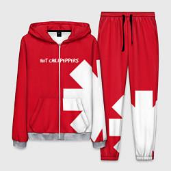 Костюм мужской RHCP: Red Style цвета 3D-меланж — фото 1