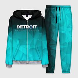 Костюм мужской Detroit: Become Human цвета 3D-меланж — фото 1