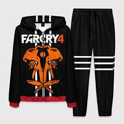 Костюм мужской Far Cry 4: Orange Elephant цвета 3D-красный — фото 1