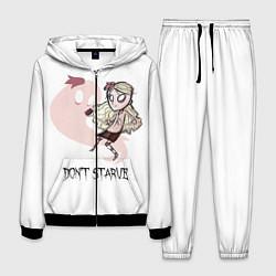 Костюм мужской Don't Starve: Wendy цвета 3D-черный — фото 1