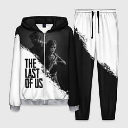 Костюм мужской The Last of Us: White & Black цвета 3D-меланж — фото 1
