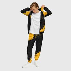 Костюм мужской PUBG: Black Fashion цвета 3D-черный — фото 2