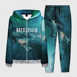 Костюм мужской Battlefield: Sea Force цвета 3D-меланж — фото 1