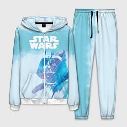 Костюм мужской Star Wars: Neon Vader цвета 3D-белый — фото 1