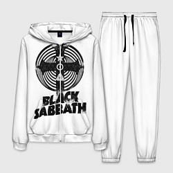 Костюм мужской Black Sabbath цвета 3D-белый — фото 1