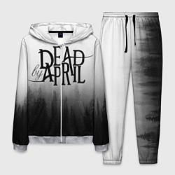 Костюм мужской Dead by April цвета 3D-меланж — фото 1