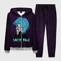 Костюм мужской Sally Face цвета 3D-меланж — фото 1