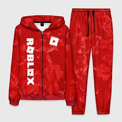 Костюм мужской ROBLOX: Red Style цвета 3D-красный — фото 1