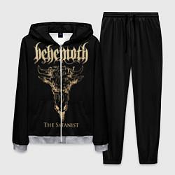Костюм мужской Behemoth: The Satanist цвета 3D-меланж — фото 1