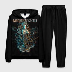 Костюм мужской Meshuggah: Violent Sleep цвета 3D-черный — фото 1