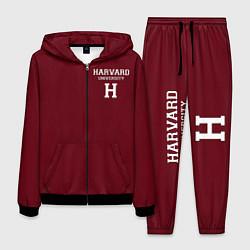 Костюм мужской Harvard University цвета 3D-черный — фото 1