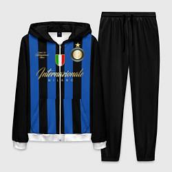Костюм мужской Internazionale Milano цвета 3D-белый — фото 1