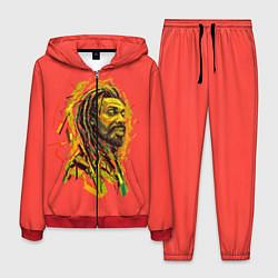 Костюм мужской Rasta Art цвета 3D-красный — фото 1