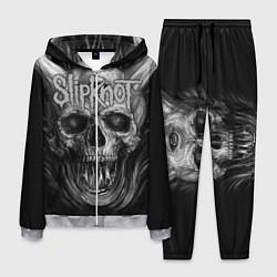 Костюм мужской Slipknot: Devil Skull цвета 3D-меланж — фото 1