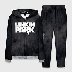 Костюм мужской LINKIN PARK цвета 3D-меланж — фото 1