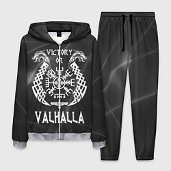 Костюм мужской Valhalla цвета 3D-меланж — фото 1