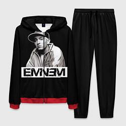 Костюм мужской Eminem цвета 3D-красный — фото 1