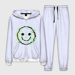 Костюм мужской Smile цвета 3D-белый — фото 1