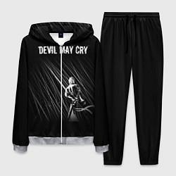 Костюм мужской Devil May Cry цвета 3D-меланж — фото 1