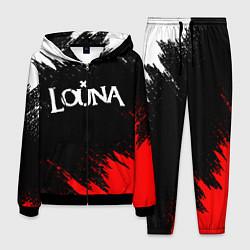 Костюм мужской Louna цвета 3D-черный — фото 1