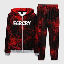 Костюм мужской FARCRY цвета 3D-меланж — фото 1