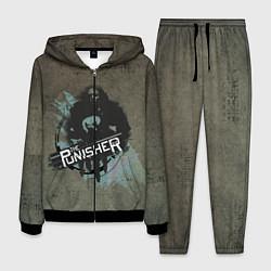 Костюм мужской The Punisher цвета 3D-черный — фото 1
