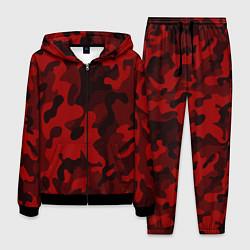 Костюм мужской RED MILITARY цвета 3D-черный — фото 1