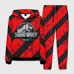 Костюм мужской Jurassic World цвета 3D-черный — фото 1