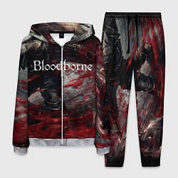 Костюм мужской Bloodborne цвета 3D-меланж — фото 1