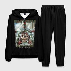 Костюм мужской Iron Maiden цвета 3D-черный — фото 1