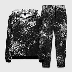 Костюм мужской FAIRY TAIL цвета 3D-черный — фото 1