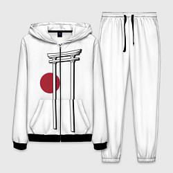 Костюм мужской Япония Тории Z цвета 3D-черный — фото 1