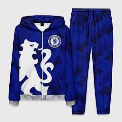 Костюм мужской Chelsea цвета 3D-меланж — фото 1