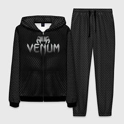 Костюм мужской VENUM STEEL ARMOUR цвета 3D-черный — фото 1