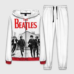 Костюм мужской The Beatles: Break цвета 3D-красный — фото 1