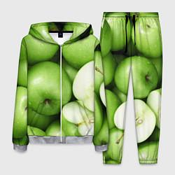Костюм мужской Яблочная цвета 3D-меланж — фото 1