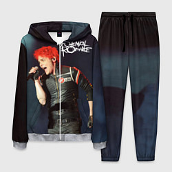 Костюм мужской Gerard Way цвета 3D-меланж — фото 1