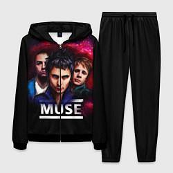 Костюм мужской Muse Band цвета 3D-черный — фото 1