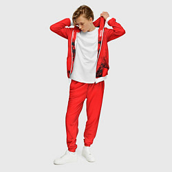 Костюм мужской FOB: Red USA цвета 3D-белый — фото 2
