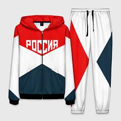 Костюм мужской Форма России цвета 3D-черный — фото 1