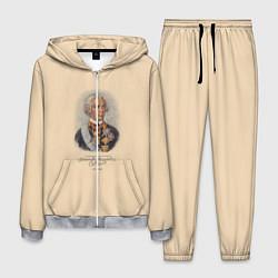 Костюм мужской Александр Суворов 1730-1800 цвета 3D-меланж — фото 1