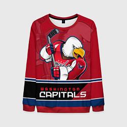 Мужской свитшот Washington Capitals